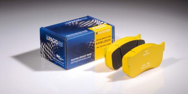 Bremsen Paket Pagid RSL II