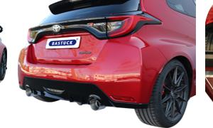 Bastuck Sport Auspuffanlage Hyundai i30N